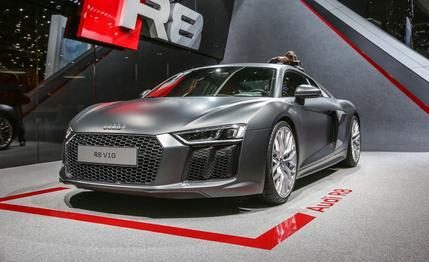 Audi R8 получит двигатель от Porsche Panamera 1