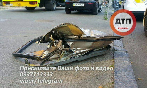 В Киеве смертельное ДТП с участием полицейских 4