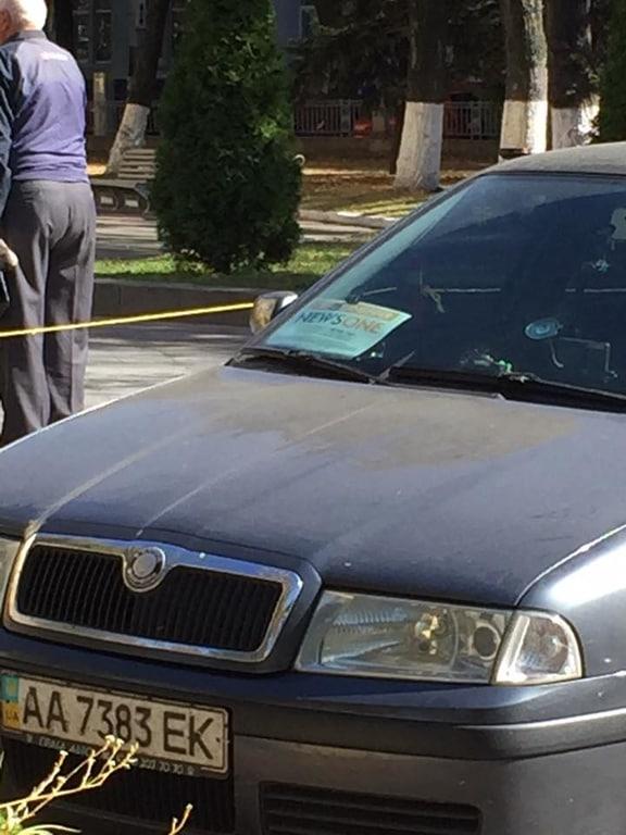 «Ничего святого»: герой парковки перекрыл вход ко Владимирскому собору 2