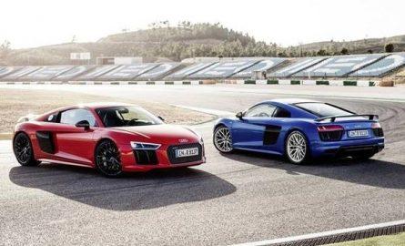 Audi R8 получит двигатель от Porsche Panamera 2