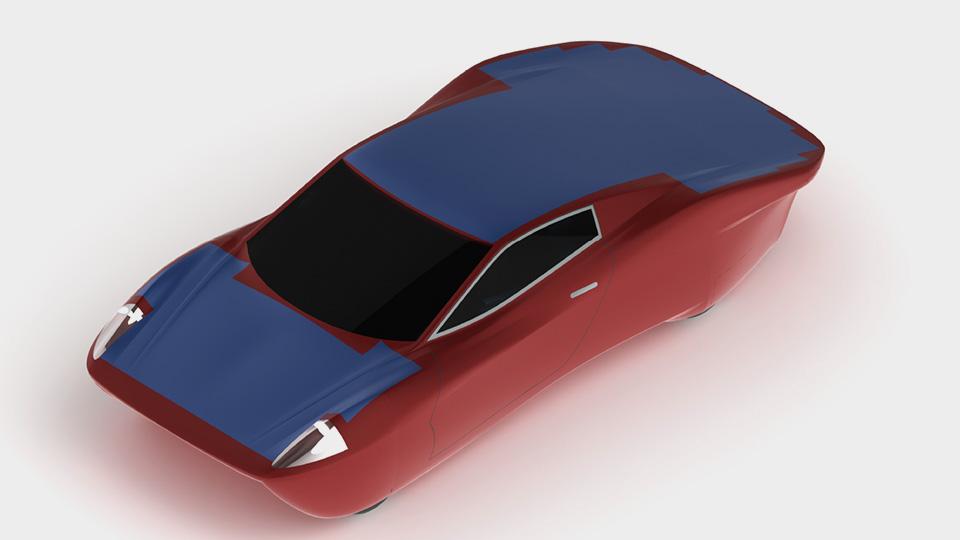 Серийный спорткар на солнечных батареях - уже реальность 1