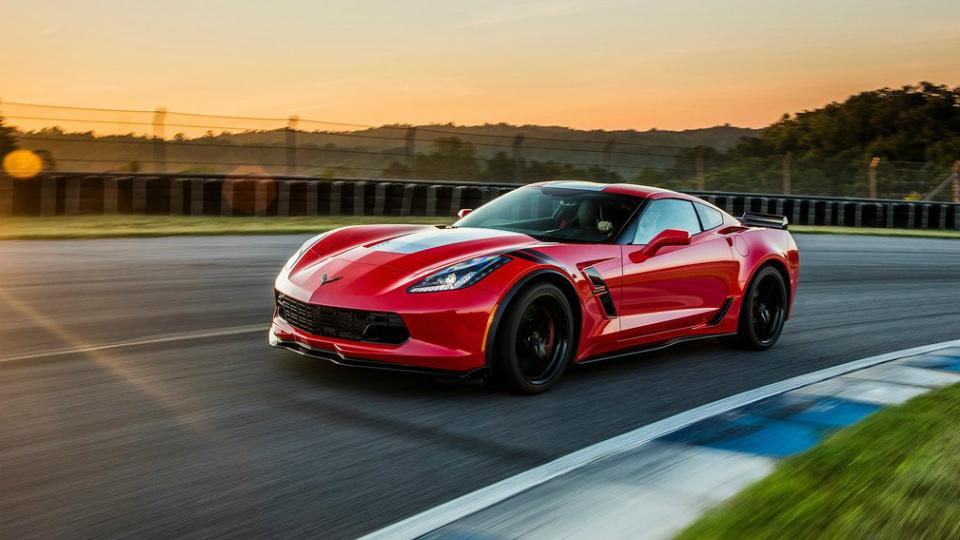 Chevrolet Corvette оснастят «роботом» 1