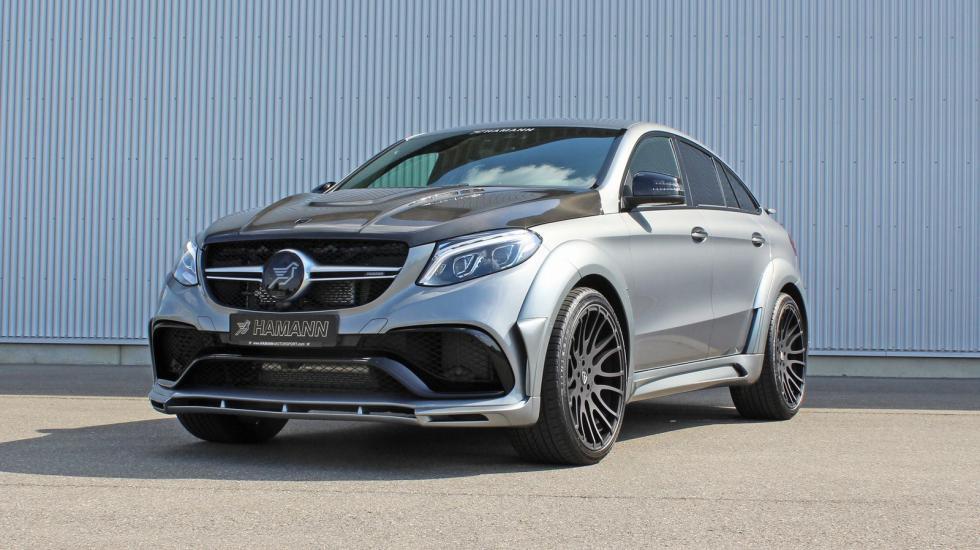 Тюнеры разогнали Mercedes-AMG до 300 км/ч 1