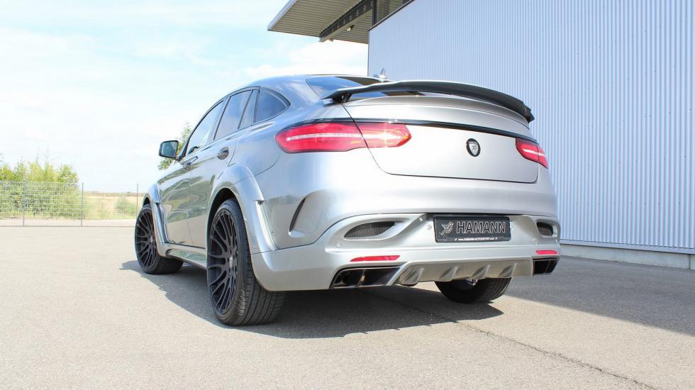 Тюнеры разогнали Mercedes-AMG до 300 км/ч 2