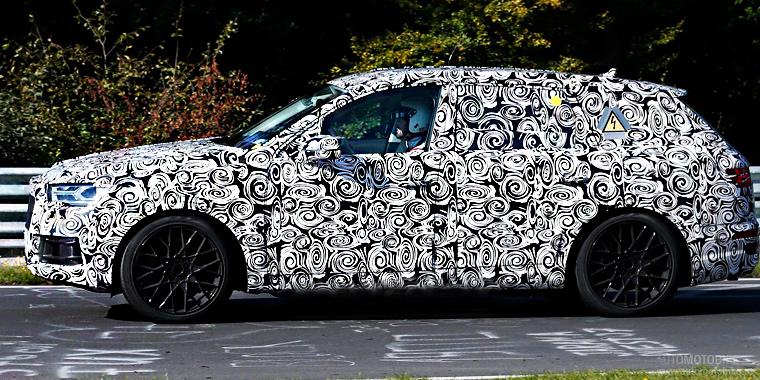 Audi приступила к тестированию нового Q5 1