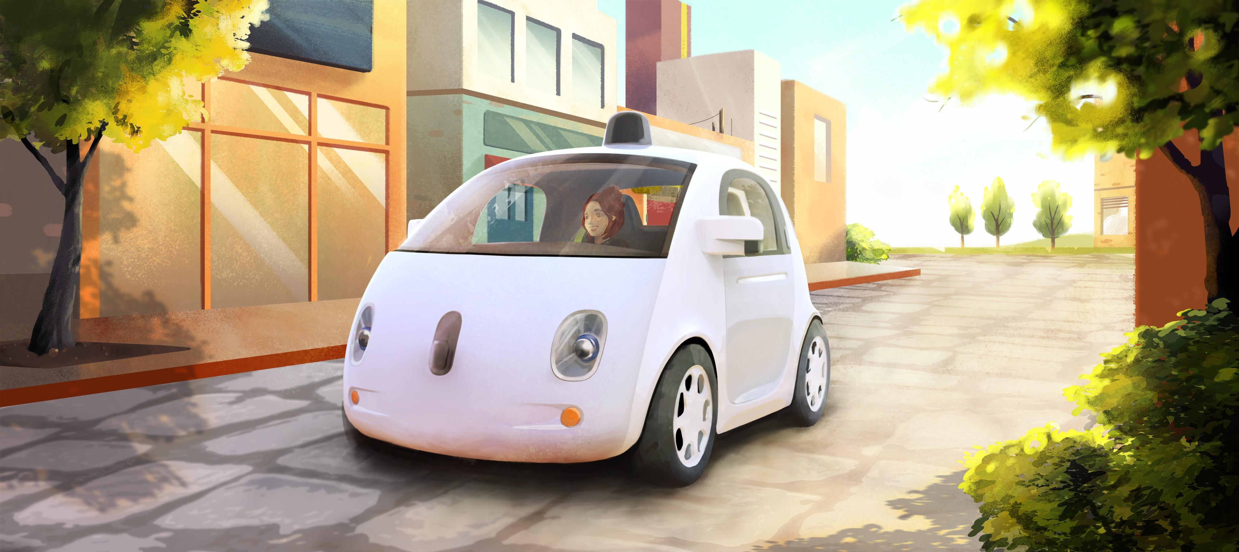 Беспилотные автомобили Google готовятся к серийному производству 1