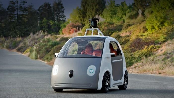 Беспилотные автомобили Google готовятся к серийному производству 2