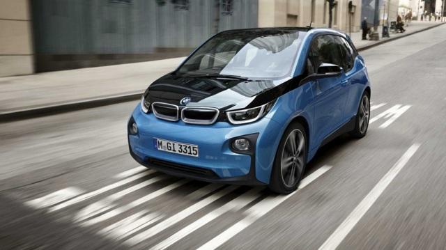 Запас хода электрокара BMW i3 будет увеличен на 50% 2