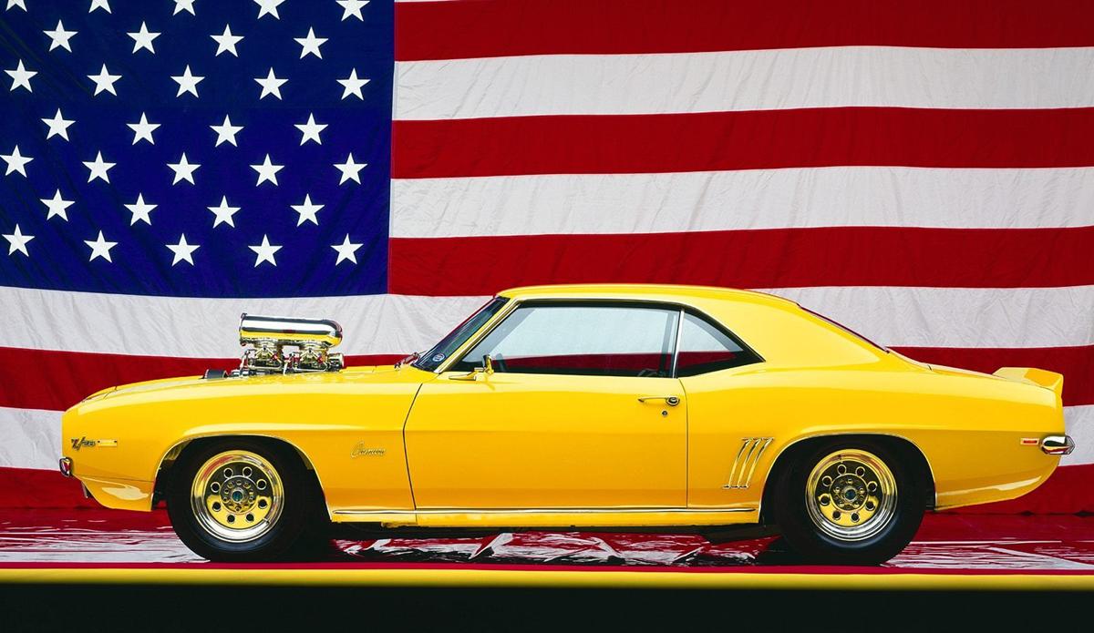 Американский автомобильный рынок побил все рекорды продаж 1
