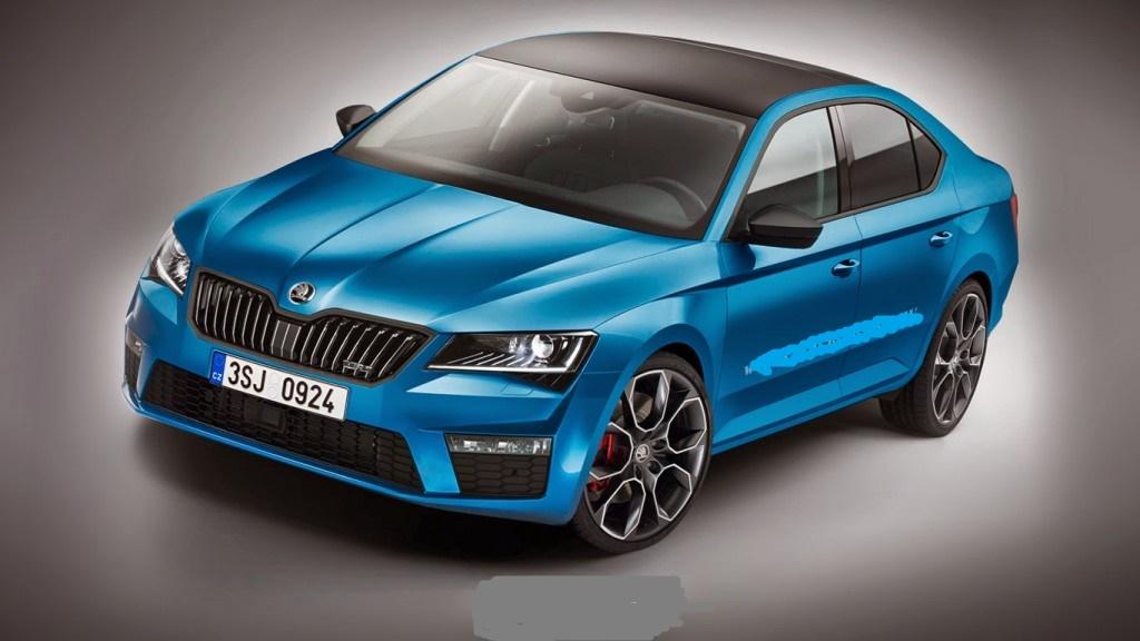 Новое внедорожное купе Skoda: руководство компании подтвердило выпуск 3