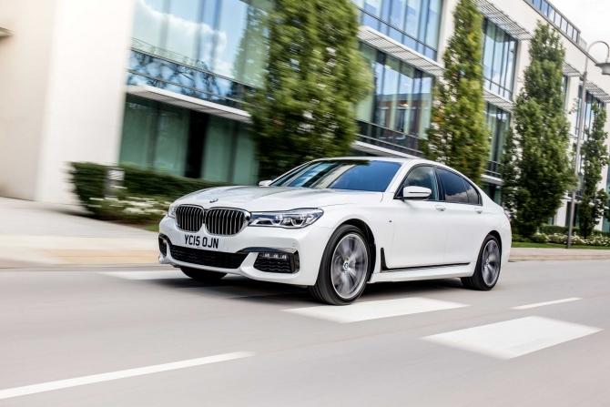 Марка BMW представит эксклюзивную версию 7 серии 1