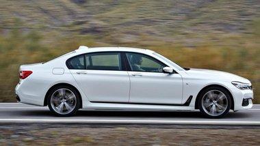 Марка BMW представит эксклюзивную версию 7 серии 2