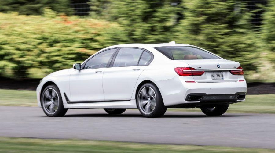 Марка BMW представит эксклюзивную версию 7 серии 3