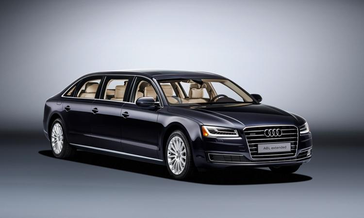Audi A8 станет конкурентом Mercedes-Maybach 2