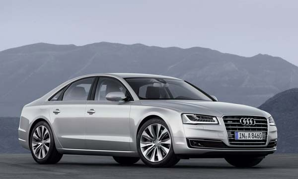 Audi A8 станет конкурентом Mercedes-Maybach 1