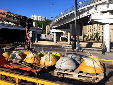 Борьба с «автохамами» в Киеве в самом разгаре 1
