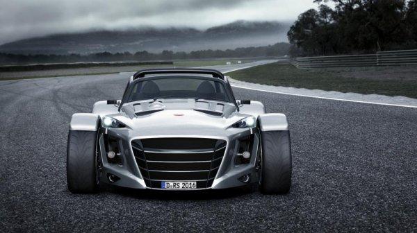 Компания Donkervoort «возродила самый экстремальный» автомобиль 1