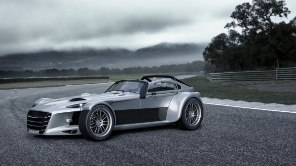 Компания Donkervoort «возродила самый экстремальный» автомобиль 2
