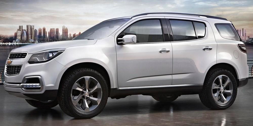 Рестайлинг Chevrolet Trailblazer превзошел все ожидания 1