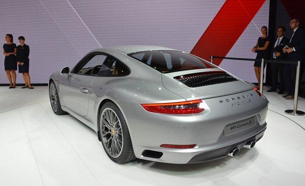 Porsche Carrera S: теперь 478 «лошадок под капотом» 1