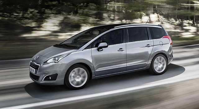 Компания Peugeot анонсировала производство сразу 3 новых кроссоверов 3