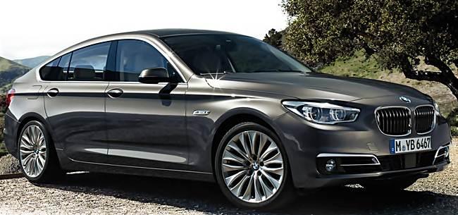 Компания BMW представит модель 5 серии уже осенью 2