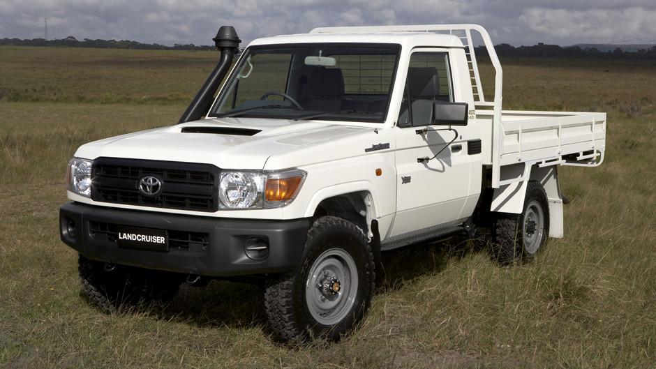 Легендарный внедорожник Toyota Land Cruiser снимут с производства 1
