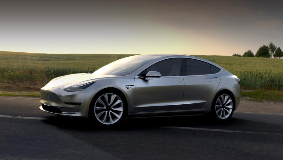 Компания Tesla отменила многочисленные заказы на Model 3 1