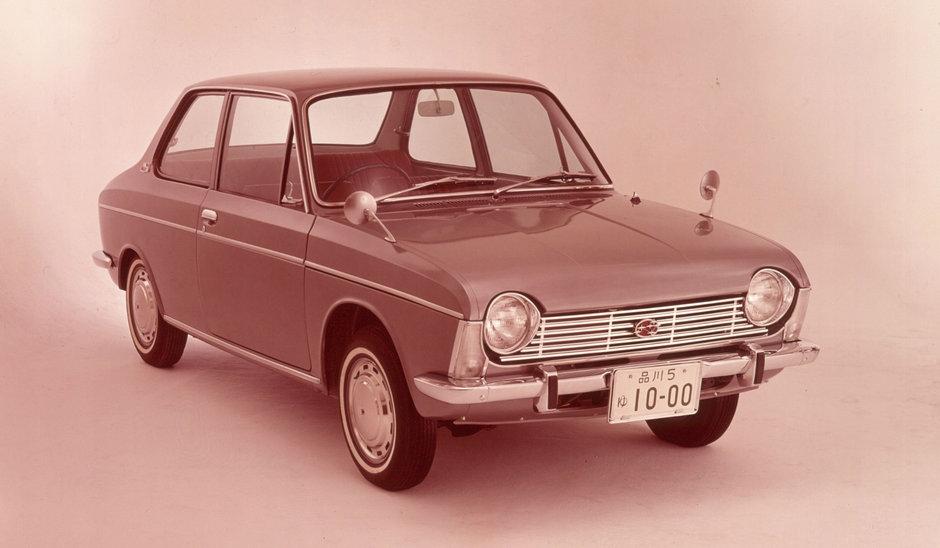 Subaru отмечает 50-летие горизонтально-оппозитного мотора 1