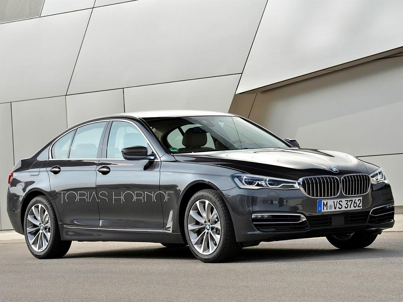 Компания BMW представит модель 5 серии уже осенью 1