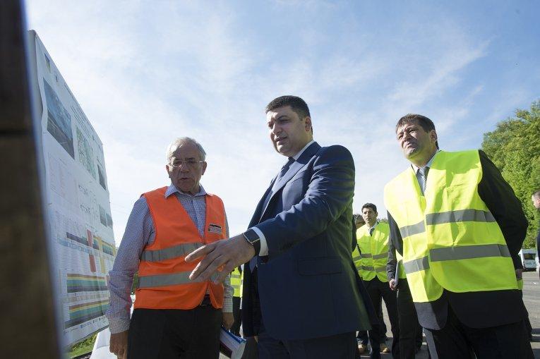 Правительство поддерживает идею создания дорожного фонда 1