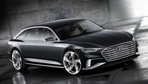 Новая Audi A8 (D5) появится уже в 2017 году 1