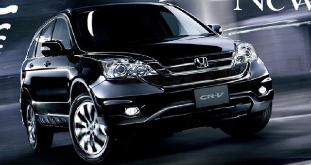 Новое поколение Honda CR-V появится уже скоро 1
