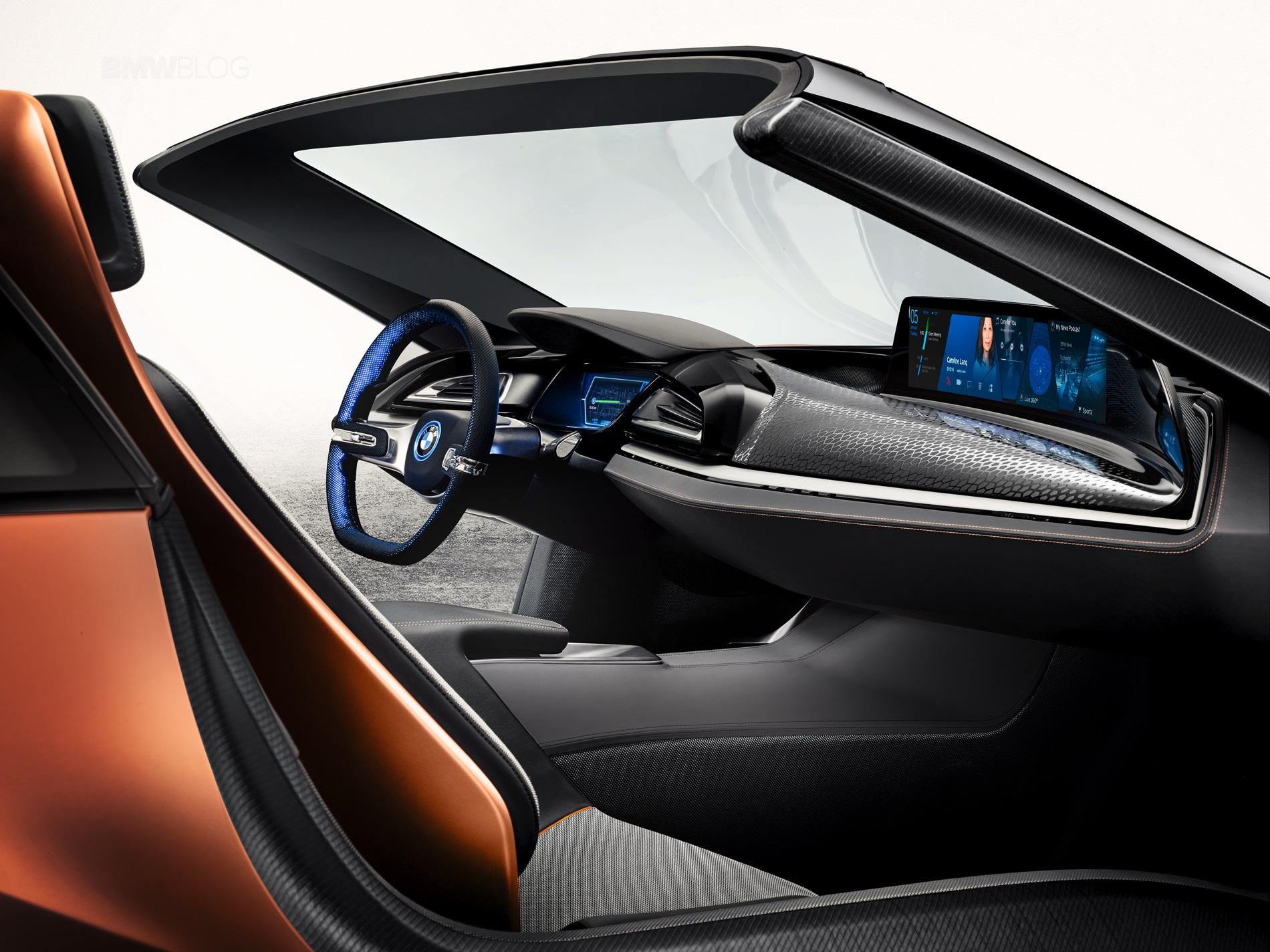Новый BMW «i» получит автономное управление 2