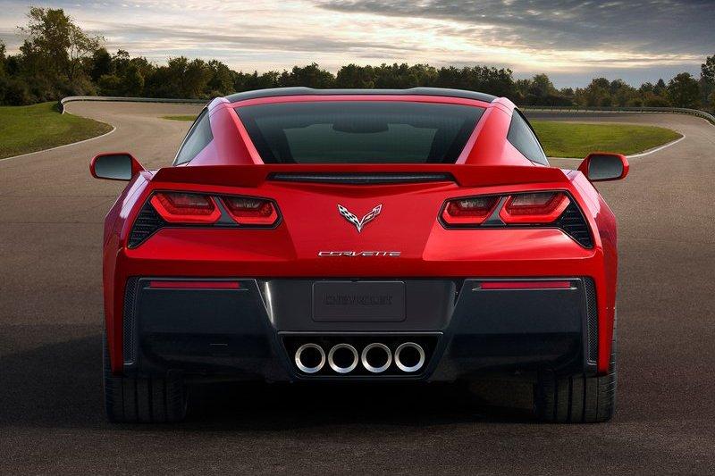 Corvette оснастят среднемоторной компоновкой 2