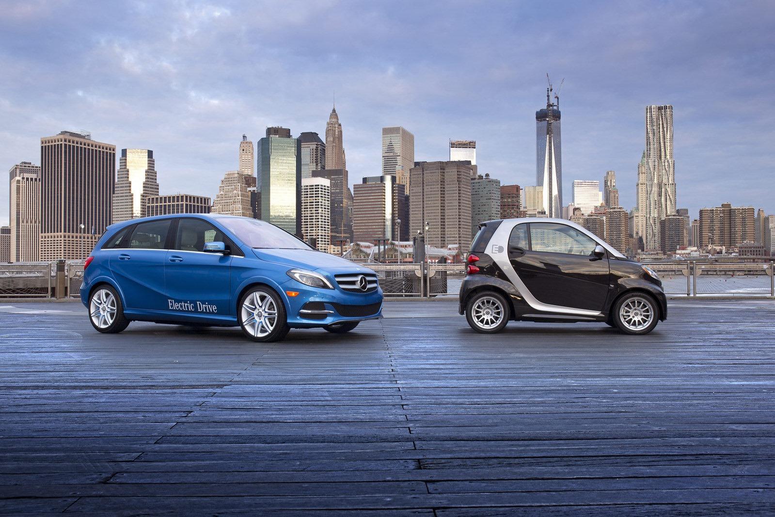 Mercedes-Benz переквалифицируется в эко-бренд 1