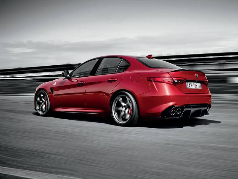 Компания Alfa Romeo сделала неожиданное заявление 1