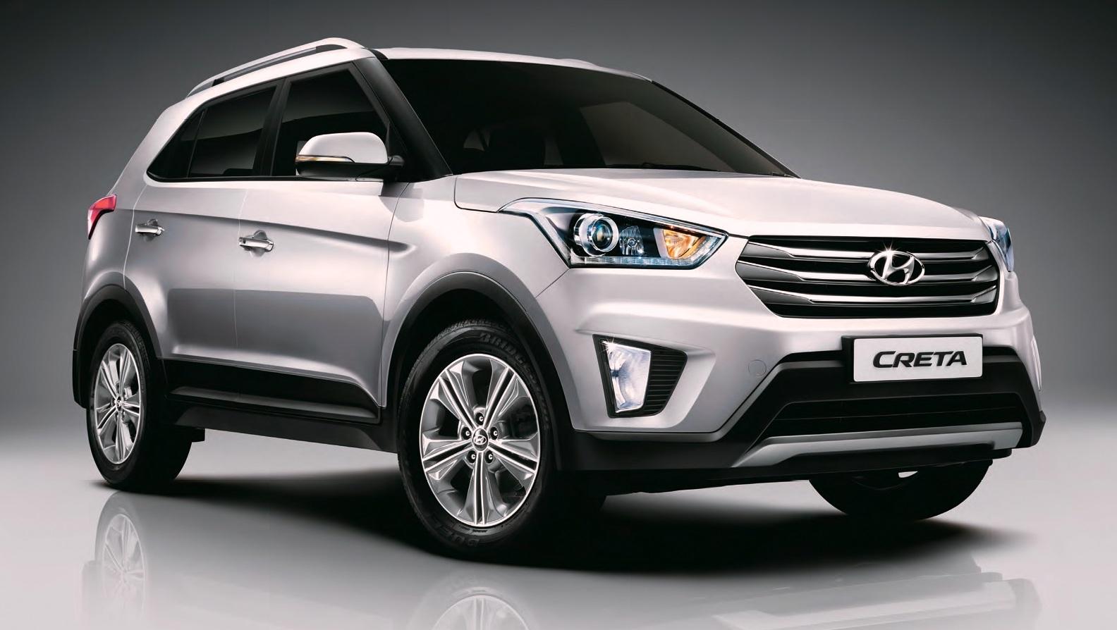 Неожиданные факты о новом кроссовере Hyundai Creta 1