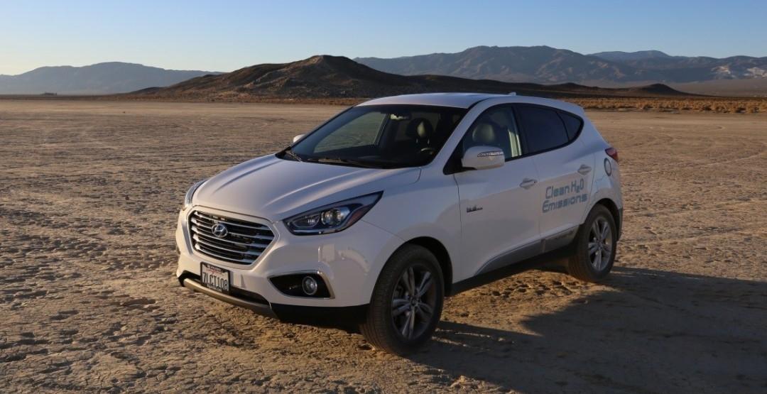 Компания Hyundai презентует новейший экономичный кроссовер 2