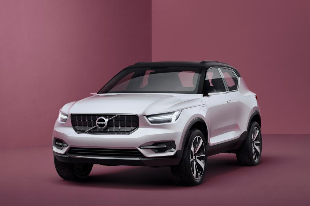 Volvo презентовала сразу две новые модели 1
