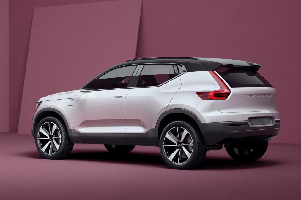 Volvo презентовала сразу две новые модели 2