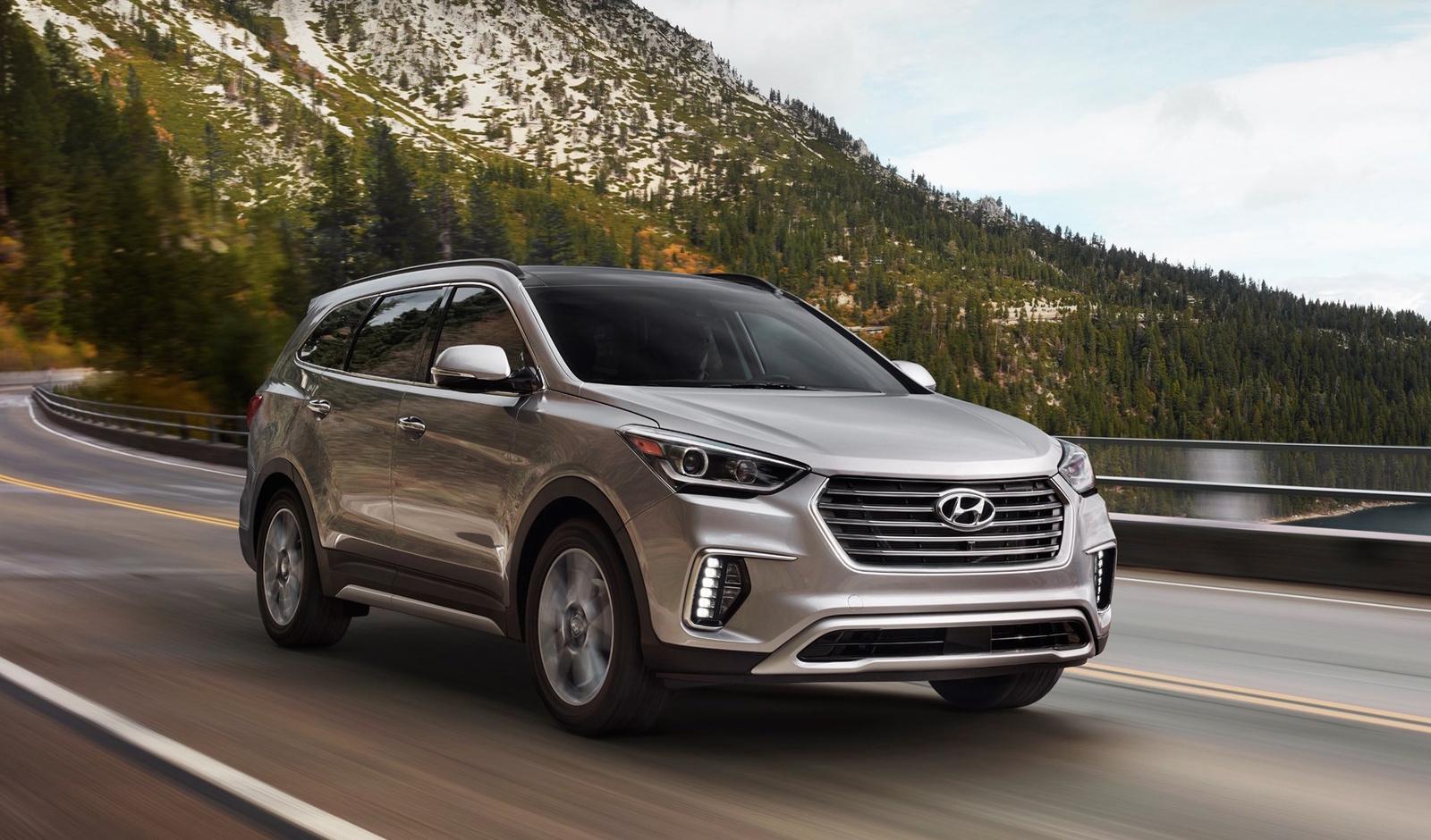 Hyundai Santa Fe получил высшую награду экспертов IIHS 1
