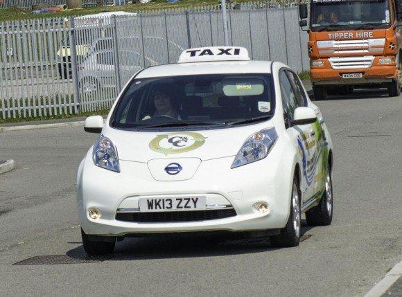 Компания Nissan получила самый крупный в истории, заказ на электромобили 1