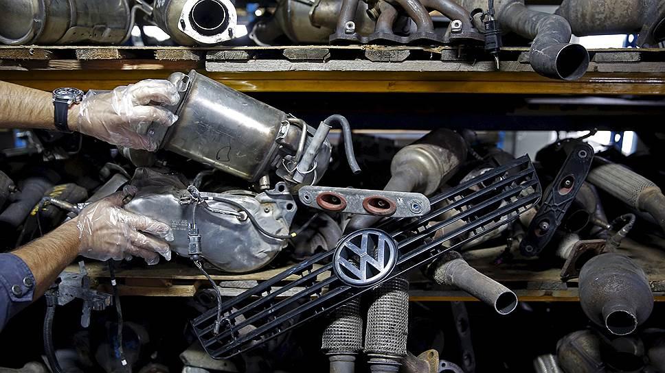 Компания VW придумала как уладить «дизельгейт» 2
