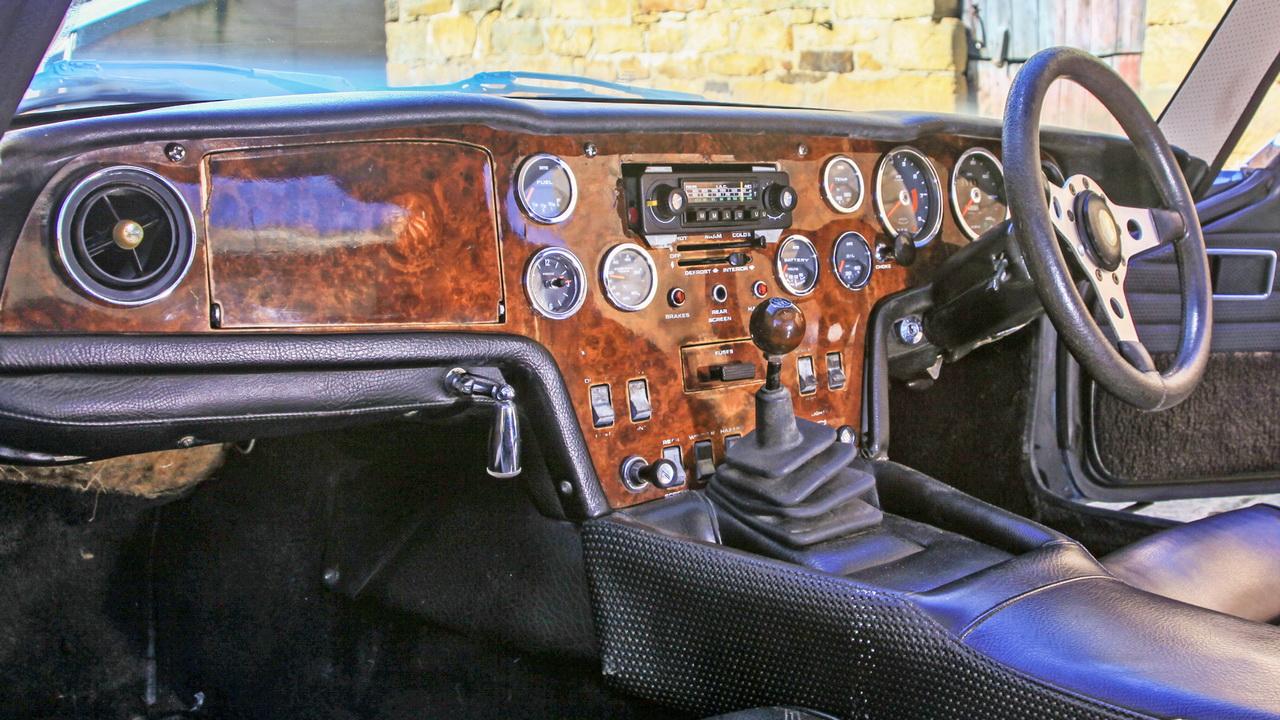 Уникальный Lotus Elan 1972 г.в. выставлен на продажу всего за $26 тыс 3