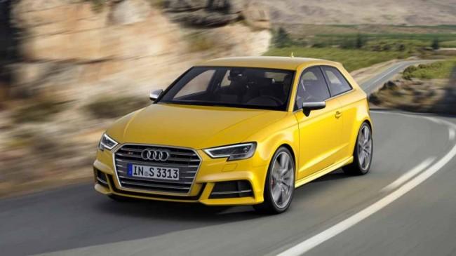 Компания Audi презентует новую 1-литровую модель 1
