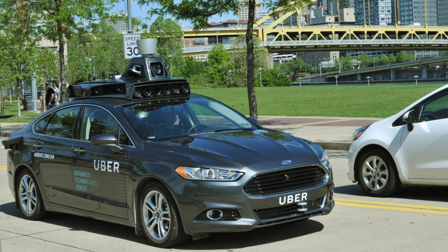 Сервис Uber впервые показал свое беспилотное авто 1