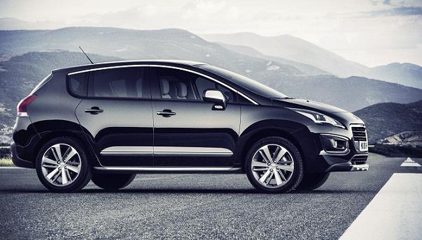 Компания Peugeot презентует новый кроссовер 3008 уже завтра 1