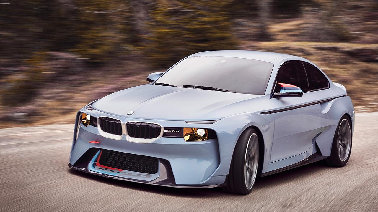Компания BMW презентовала эксклюзивное авто в одном экземпляре 1