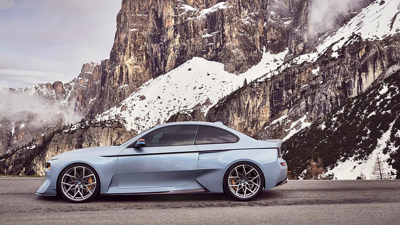 Компания BMW презентовала эксклюзивное авто в одном экземпляре 3